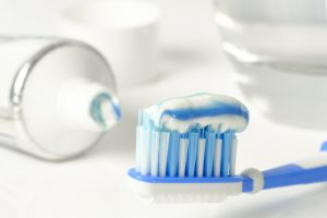 antibacterial agent boosts toothpaste effectiveness
